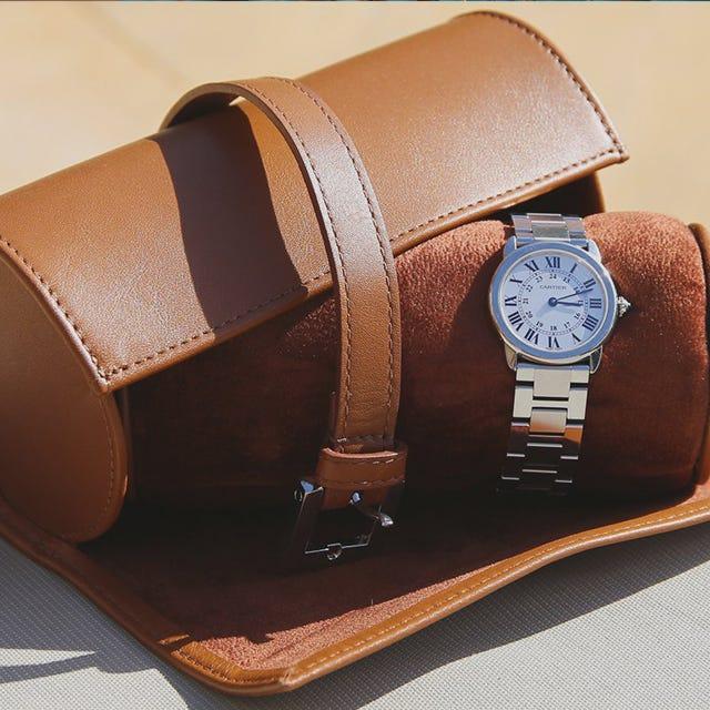 Reisetui voor horloges