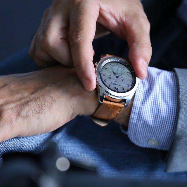Horlogeband voor de Samsung Galaxy Gear S3