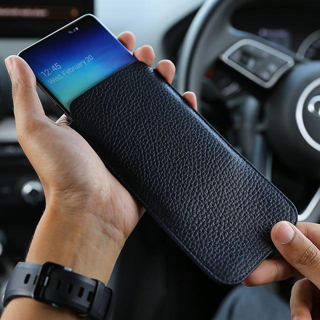 Klassiek hoesje voor de Samsung Galaxy S10 Plus